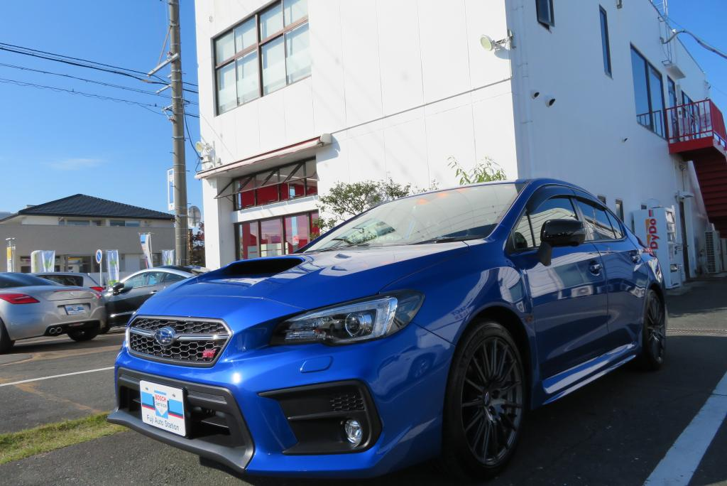 ★ 買取車両 SUBARU WRX S4 STI Sport EyeSight★